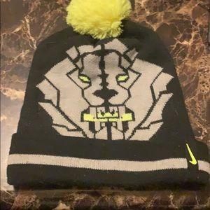 LeBron James Nike Winter hat